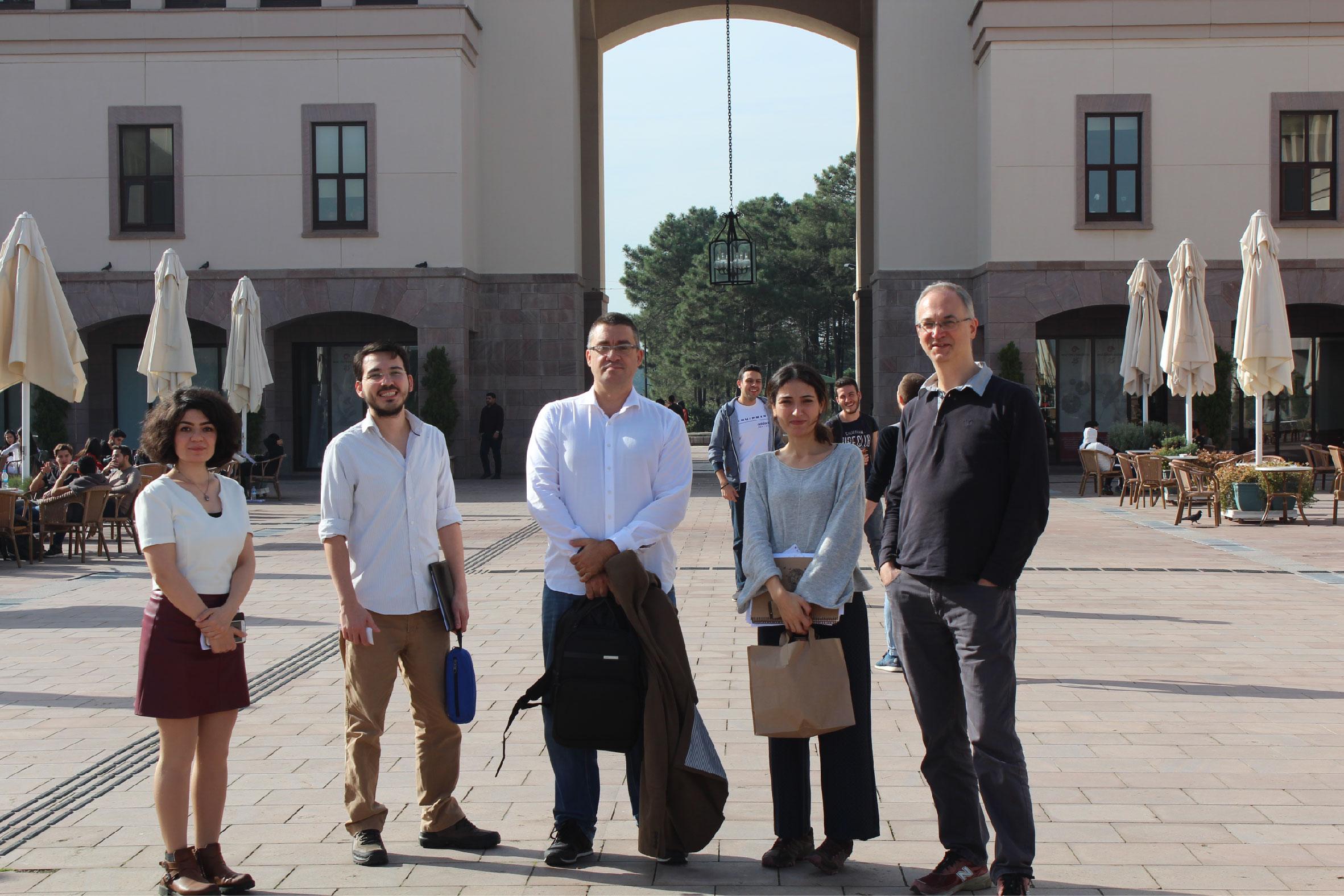 Koc University Visit