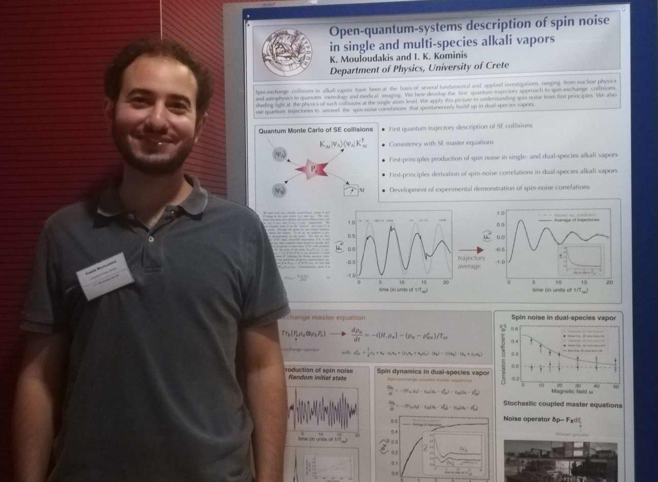 Poster Presentation at Heraeus Workshop